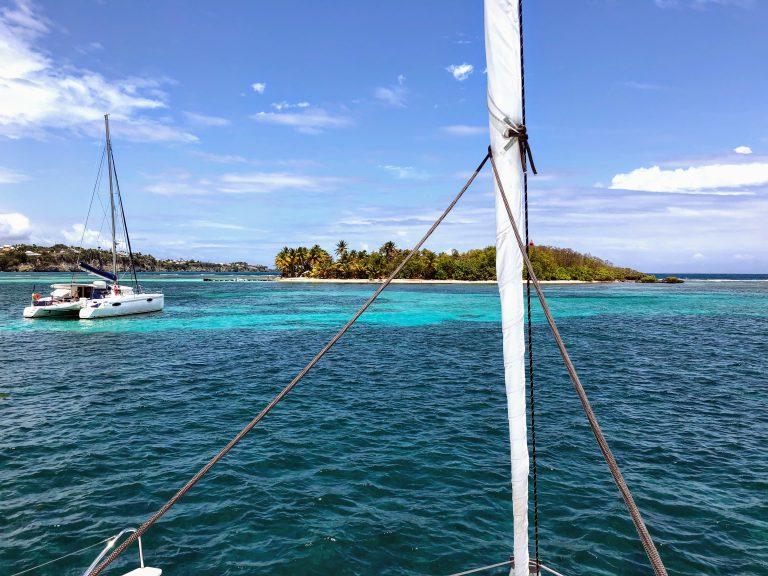 L'îlet Gosier en Guadeloupe (crédit Web&Sea)