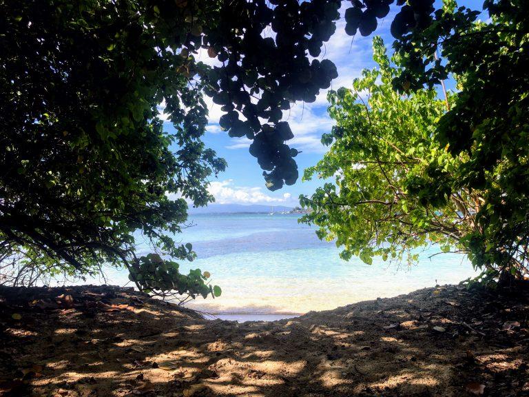 L'anse Canot à Marie-Galante en Guadeloupe 2