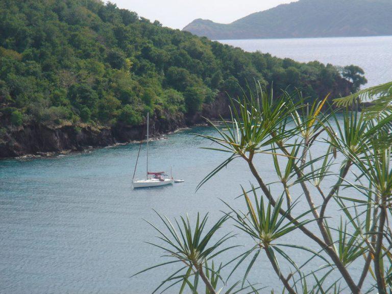 Mini-Croisières en Voiler aux Antilles au départ de Saint-François en Guadeloupe avec Aliza.fr
