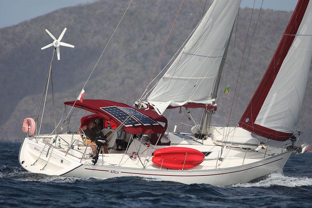 Mini-Croisières en Voilier aux Antilles au départ de Saint-François en Guadeloupe avec Aliza.fr